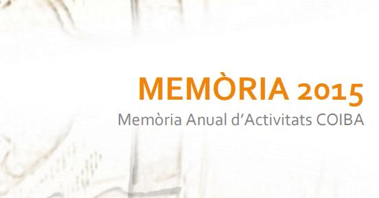 Memoria 2015